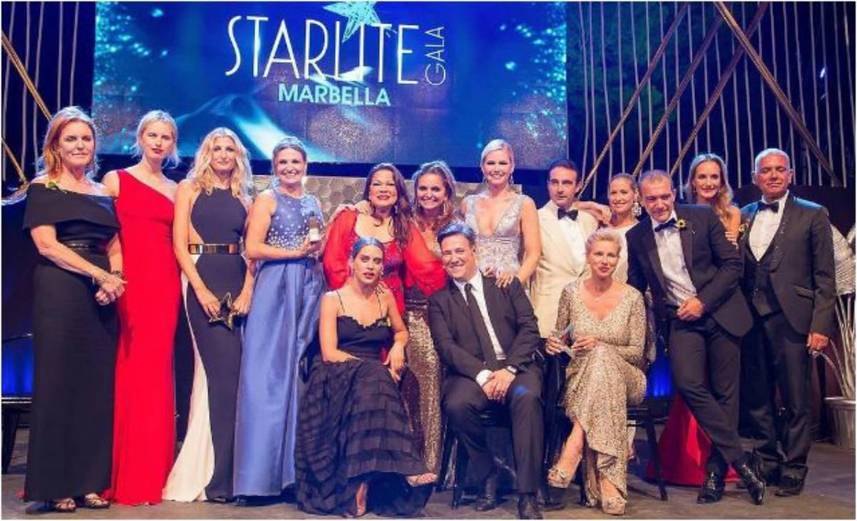 Algunos de los artista que participaron en la edición del Starlite Festival de 2016