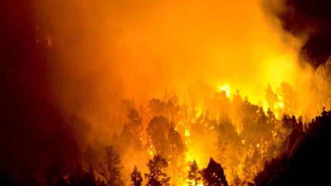 Incendio-La Palma