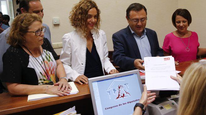 El PSOE quiere más control sobre el Gobierno en funciones