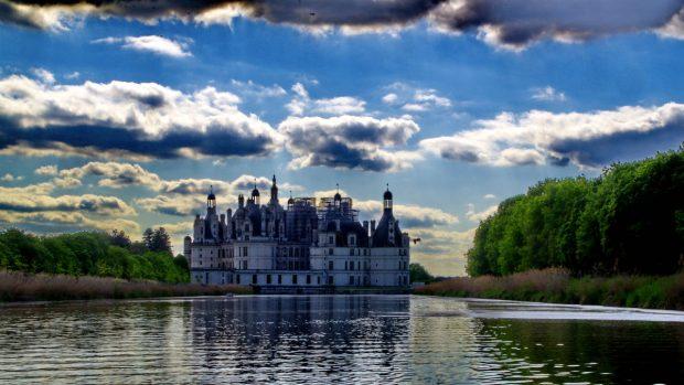 castillo-Chambord-loira-francia