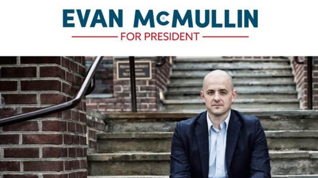 Un ex agente de la CIA se presenta a las elecciones en Estados Unidos como independiente
