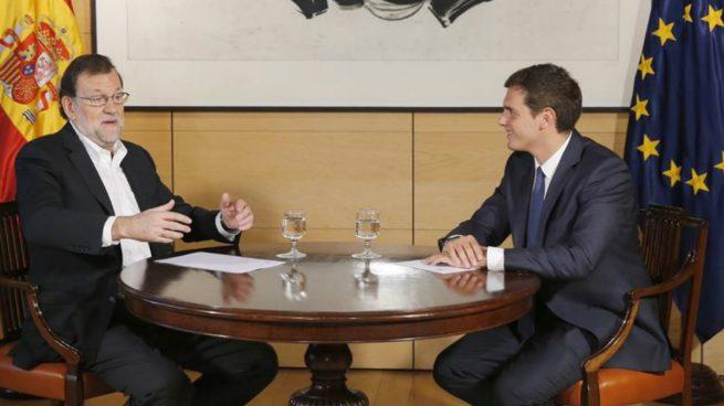 C's negociará con Rajoy para que incluya en el acuerdo otras medidas de su programa
