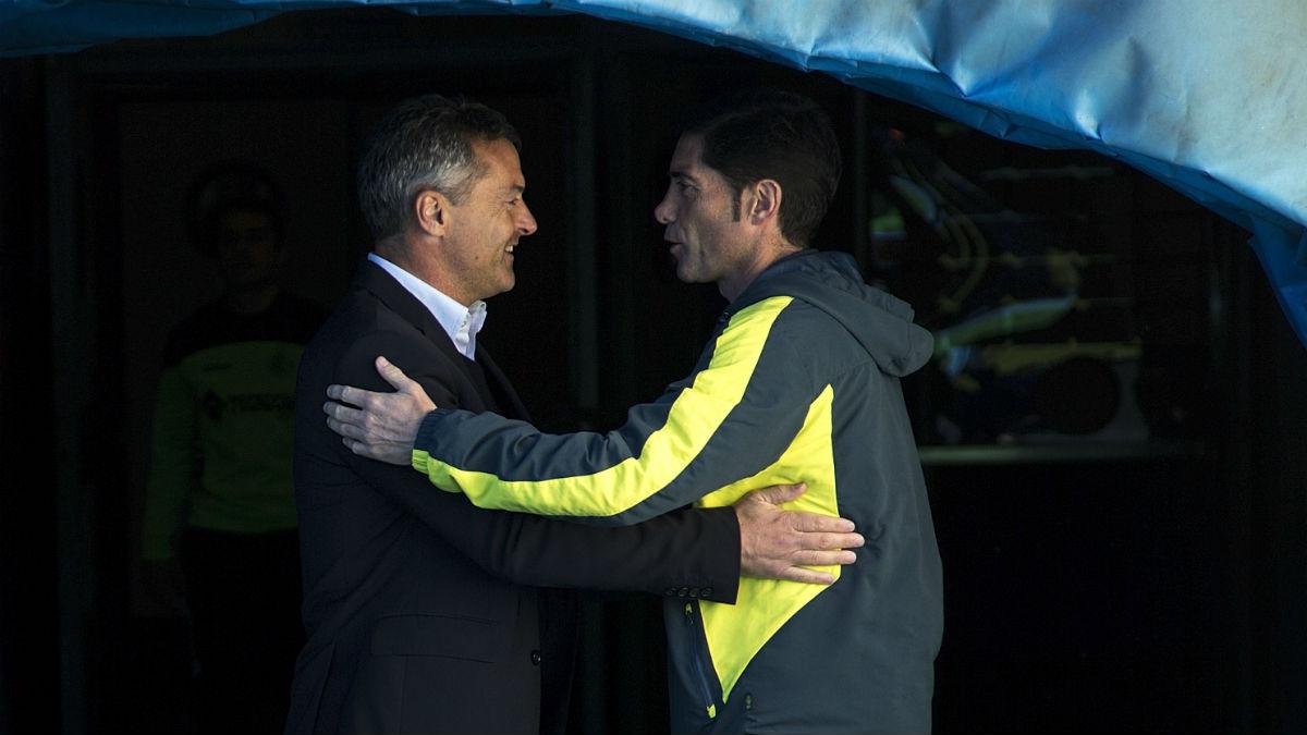 Fran Escribá sustituye a Marcelino en el Villarreal. (Getty)