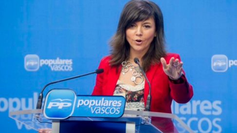 Nerea Llanos, Secretaria General del PP Vasco.