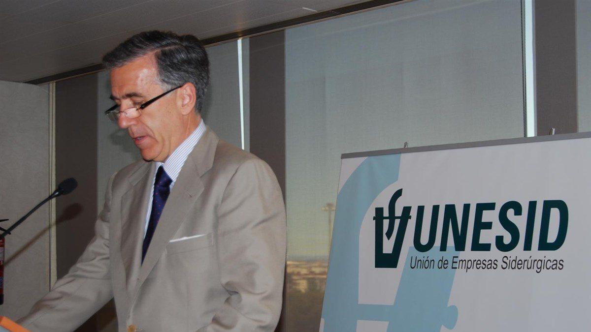 Gonzalo Urquijo, presidente de ArcelorMittal en España.