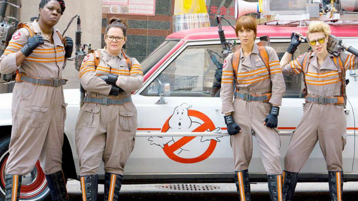 Las protagonistas femeninas del remake de la clásica película 'Cazafantasmas' aseguran humor en altas dosis.