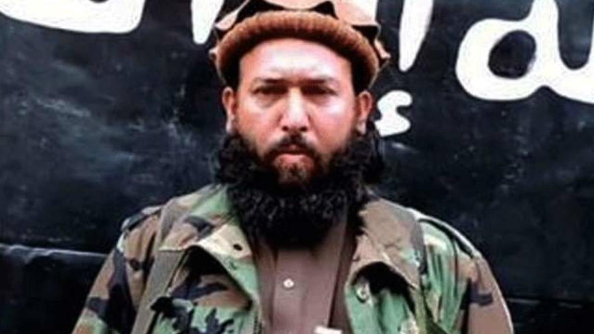 Hafiz Saeed Khan, líder del ISIS en Afganistán y Pakistán.