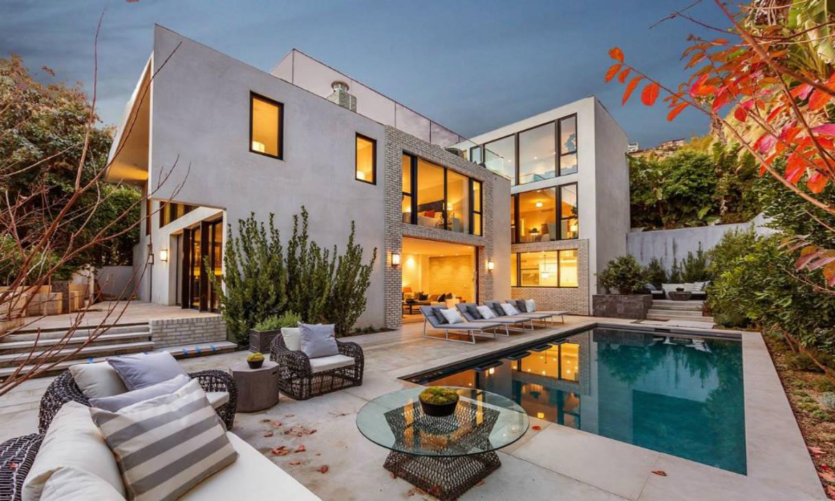 Casa Kendall Jenner (Twitter)
