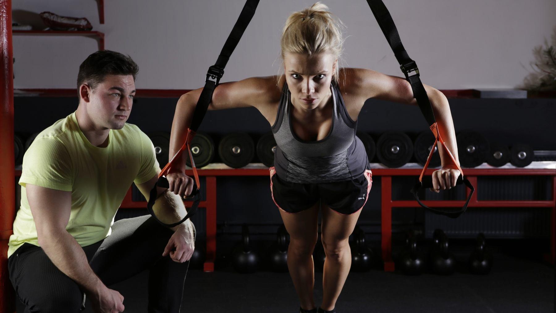Iniciarte en el mundo del ejercicio