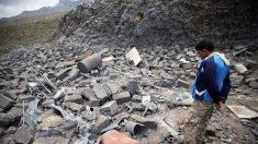 Los bombardeos arrasan a los civiles en la guerra de Yemen. (Reuters)