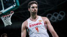 Pau Gasol sigue haciendo historia para el baloncesto español. (Alberto Nevado/FEB)