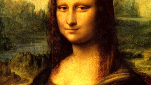 La Mona Lisa, el cuadro más conocido de Leonardo Da Vinci.