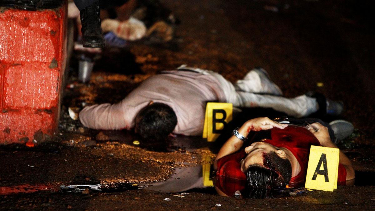 Violencia entre bandas en Honduras (Foto: Reuters)