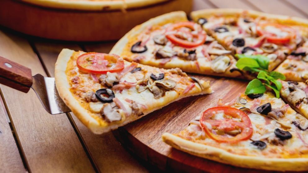 Receta de Pizza napolitana sin gluten