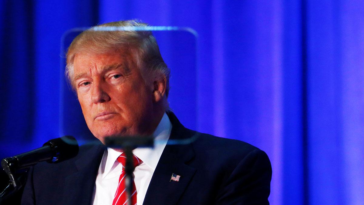 Donald Trump. (Foto: Reuters)