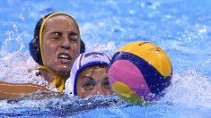España era plata olímpica y no podrá revalidar el podio tras caer con Rusia. (AFP)