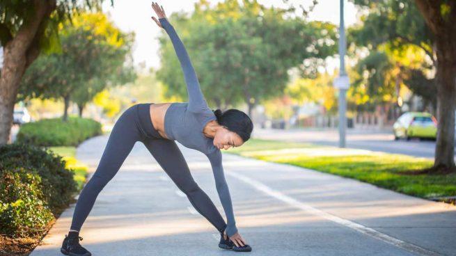 5 ejercicios al aire libre para no tener que ir al gimnasio