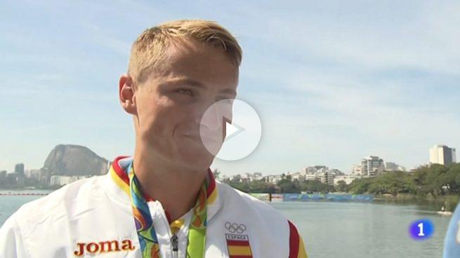 Patriota Marcus Walz: «Es un verdadero placer luchar por España»