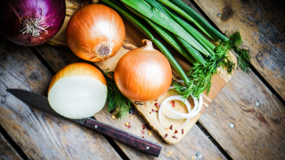 Tipos de cebolla y cómo usarlas en tus recetas de cocina