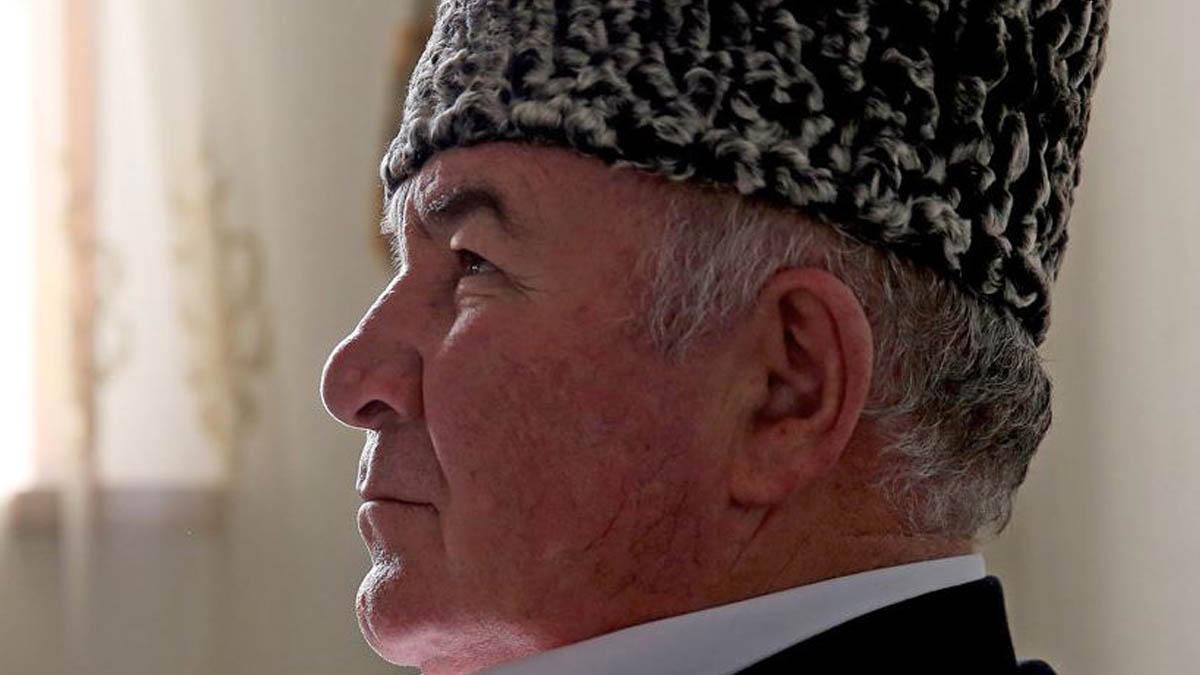 El muftí Ismail Berdyev (Foto: TASS)