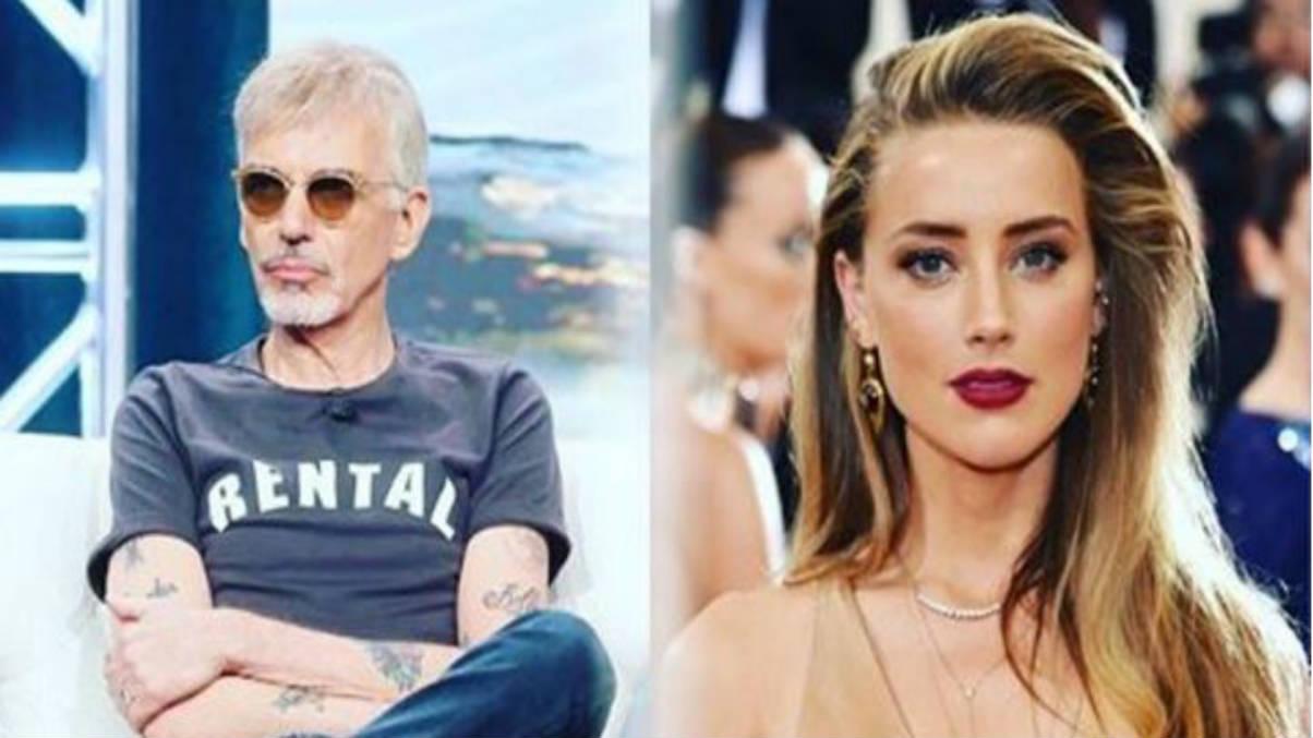 Billy Bob Thornton niega romance con Amber Heard (Instagram)