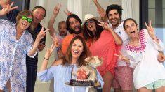 El mejor regalo de cumpleaños de Helen Lindes llegó desde Río