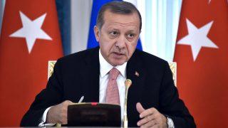 El presidente turco Erdogan en una reciente imagen. (Foto: AFP)