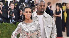 Kim Kardashian – Kanye West (Getty)