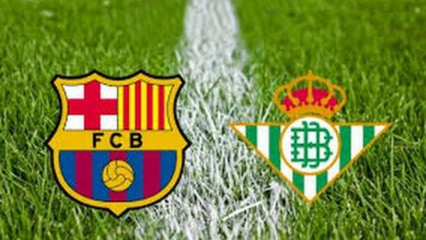 Barcelona Vs Betis: horario y canal de televisión