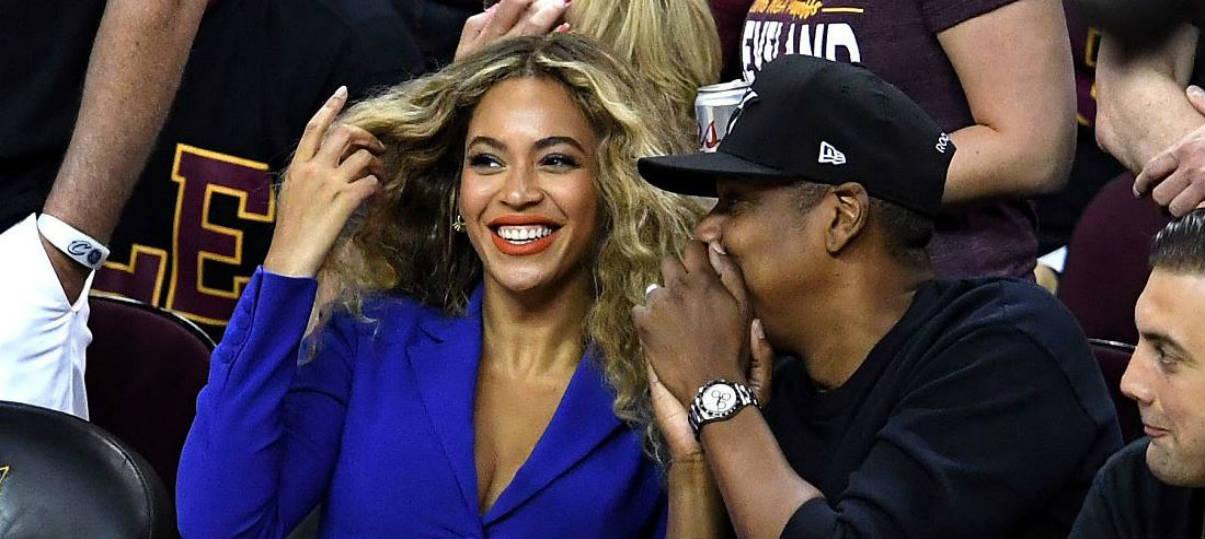 Beyoncé y Jay Z (Getty)