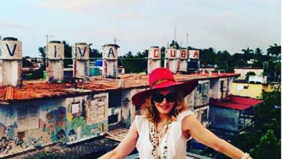 Madonna cumpleaños en Cuba (Instagram)