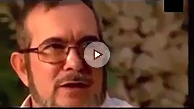 El líder de las FARC se niega a pedir perdón por los crímenes porque «no me arrepiento de nada»