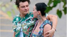 Orlando Bloom – Katy Perry (Instagram)