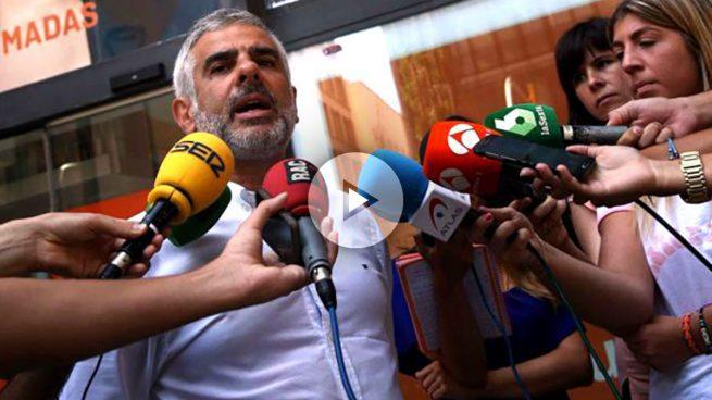 C's pide a Sánchez que facilite la investidura de Rajoy «con la nariz tapada»