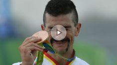 Carlos Coloma ganó la medalla de bronce.
