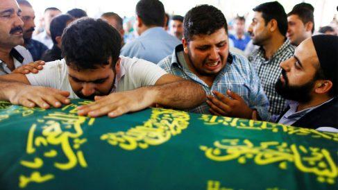 Dolor en Gaziantep, Turquía, por el atentado (Foto: Reuters)