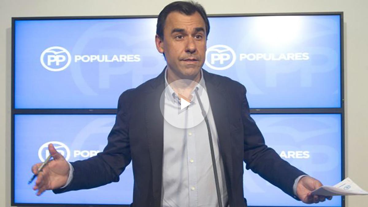 El vicesecretario de Organización del PP y presidente del partido en Zamora, Fernando Martínez-Maíllo (Foto: Efe)
