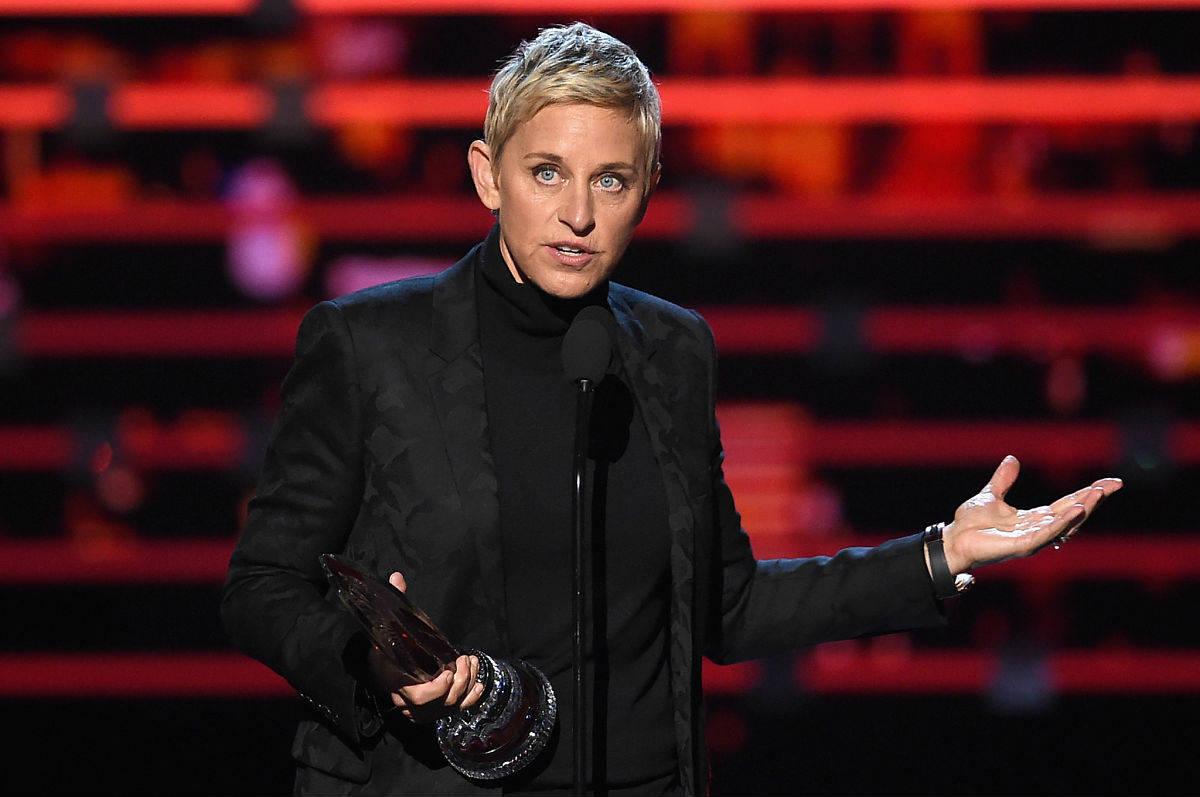 Ellen DeGeneres (Getty)