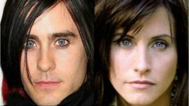 actores y actrices que se parecen