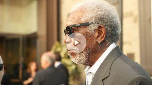 Morgan Freeman. (Foto: Getty)