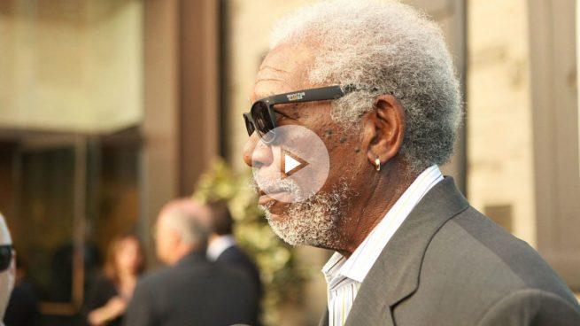 Morgan Freeman, un mito dentro de la leyenda en Ben-Hur