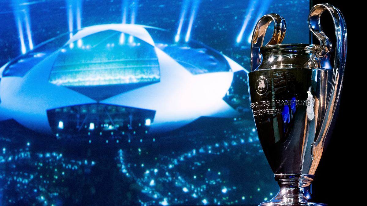 La Copa de Europa