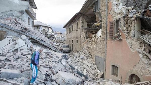 Terremoto en Amatrice (Foto: Efe).