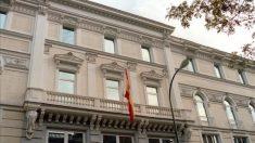 Sede del Consejo General del Poder Judicial, CGPJ (Foto: Efe)