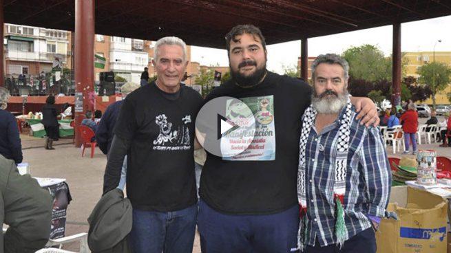 El Pancetas, líder de los jornaleros: «Que no dejen a Otegi ser candidato es terrorismo de Estado»