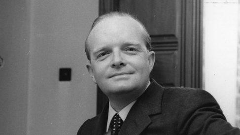 Truman Capote en una imagen de archivo. (Foto: Getty)