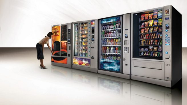 El auge del sector del 'vending' genera 30.000 empleos en España