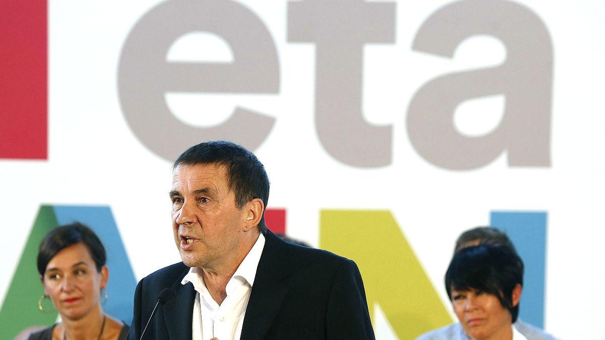 Arnaldo Otegi. (Foto: EFE)