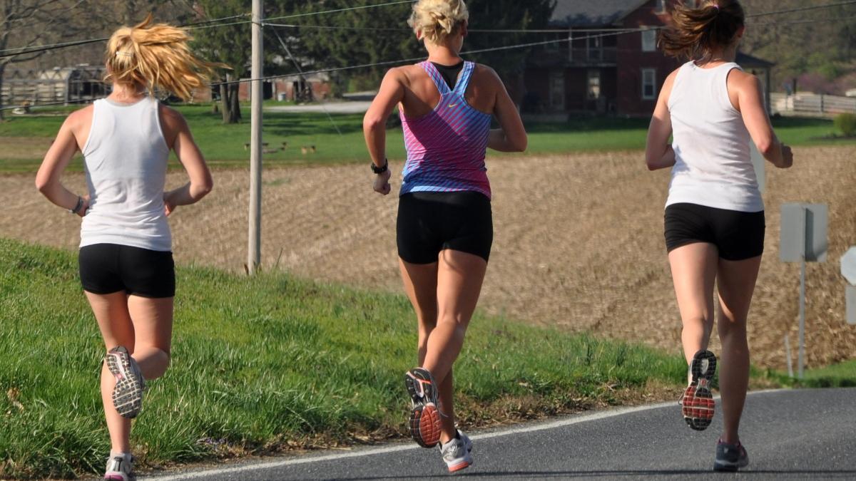 Piernas no se carguen después de correr