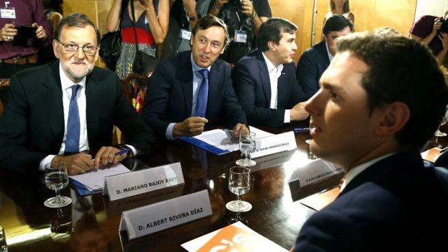 Rajoy-Rivera
